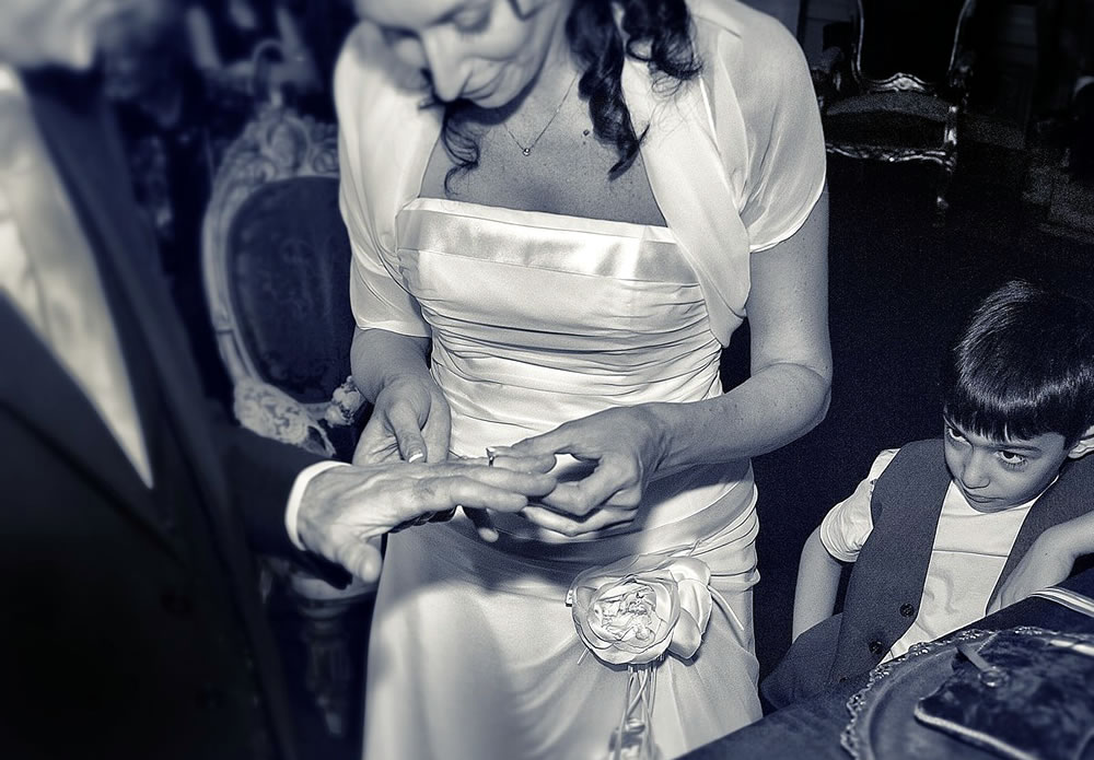 Bride Groom Ceremonies wedding photographer Italy 2237