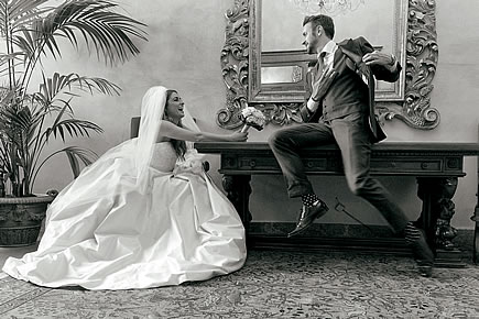 Hava Marc Wedding Photos