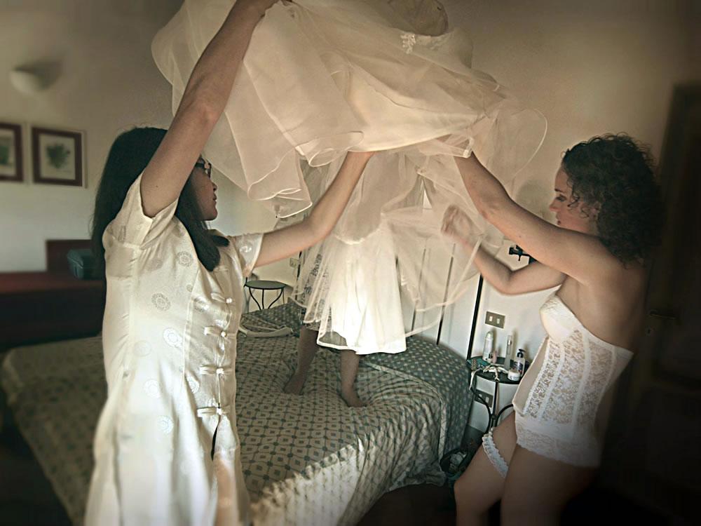 fotografo matrimonio venezia ravello